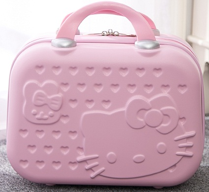 Luggae Bag for Kids -19