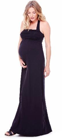 Maternity Maxi Designer Dress