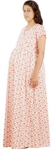 Maternity Maxi Night Dress