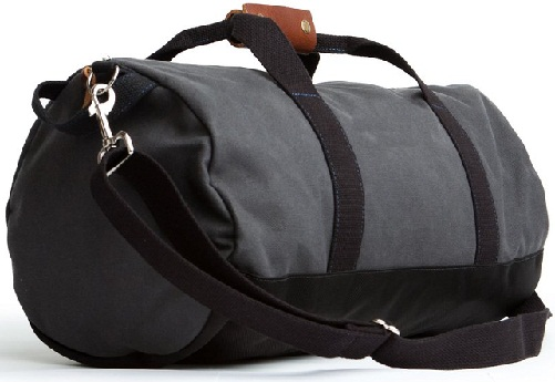 Men's Play Hard Duffle Gym Bag By Owen & Fred