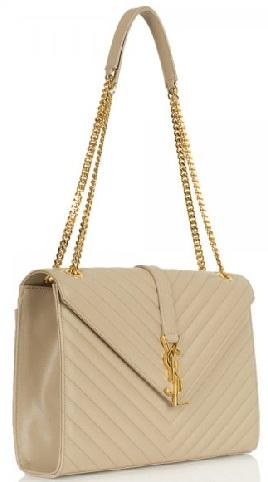 Monogram Small Tassel YSL Bag