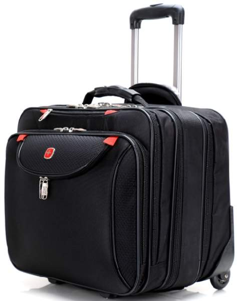 Multilayer Trolley Bag -20