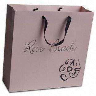 Name Paper Bags
