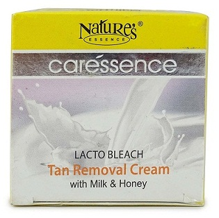 Lacto Bleach Tan Removal Cream For Face, Hands And Legs