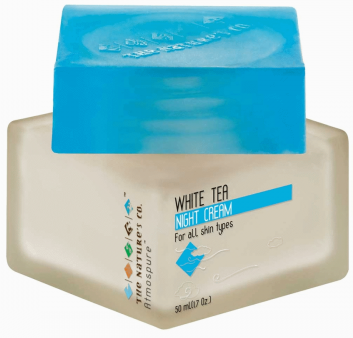 Nature's Co White Tea Night Cream for Men