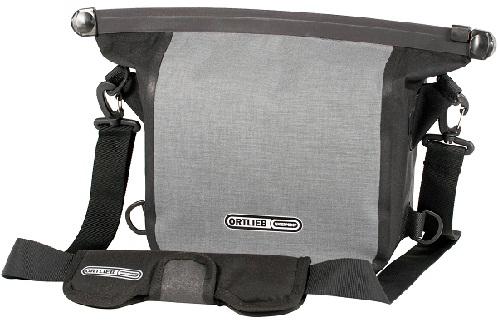 Ortlieb Aqua-Cam Waterproof Camera Bag (Graphite-Black) -13