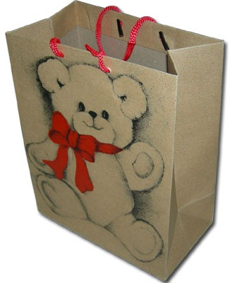 Picture Paper Bags
