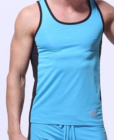 Polyester Gym Vest