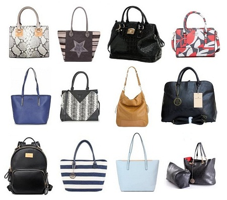 Popular David Jones Bags in Different Colors and Models