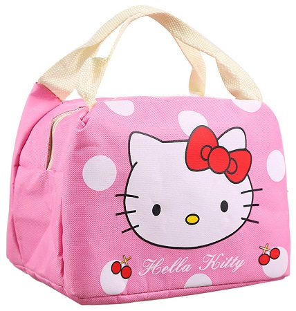 Pretty Pink Bags