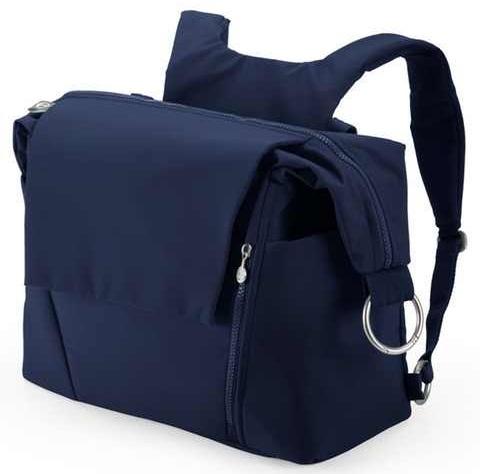Short Cross Body Diaper Bag