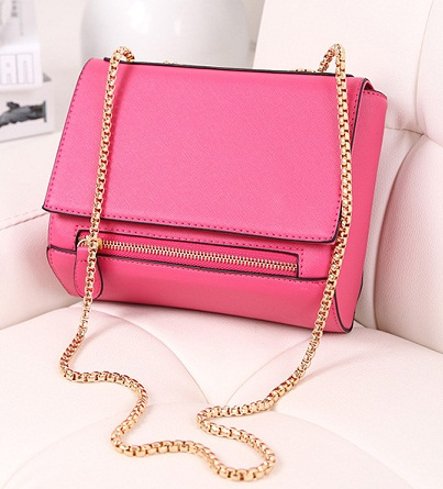 Side Bag With Chain