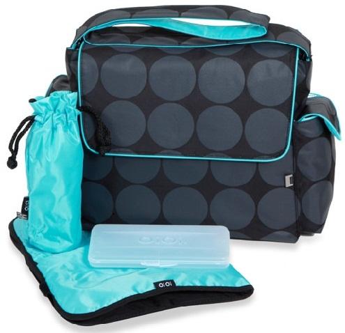 Side Pocket Diaper Bag