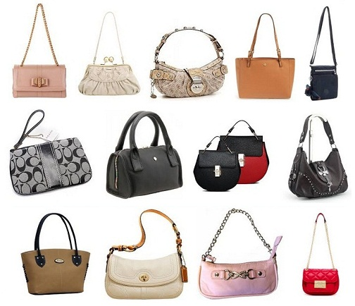 Simple Women's Small Handbags with Straps and Chains