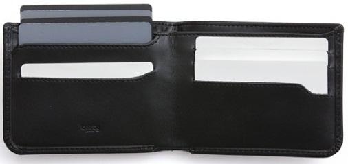 Slim Fit Hide Sign Wallets