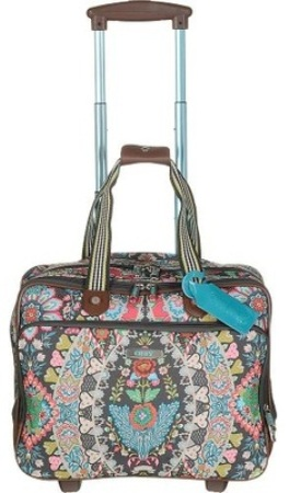 Small Travel Bag with Wheels -2