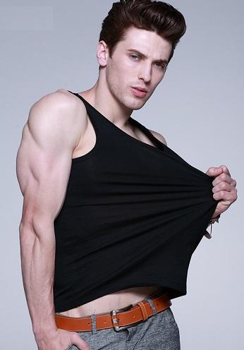 Stretchable Gym Vest