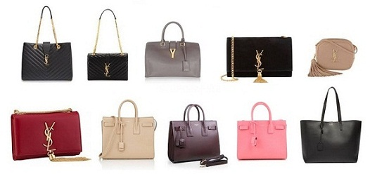 Stylish YSL Brand Bags Collection in India