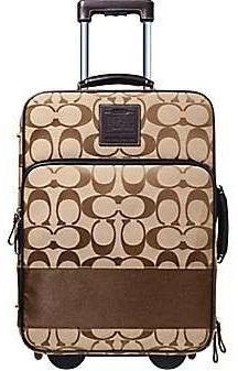 Suitcase coach Bags