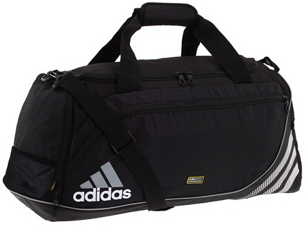 Team Speed Duffle Gym Bag by Addidas