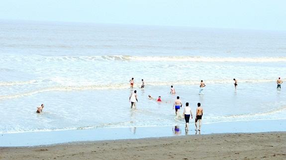 Tithal Beach Gujarat