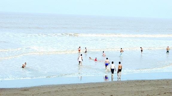 Tithal Beach Gujarat