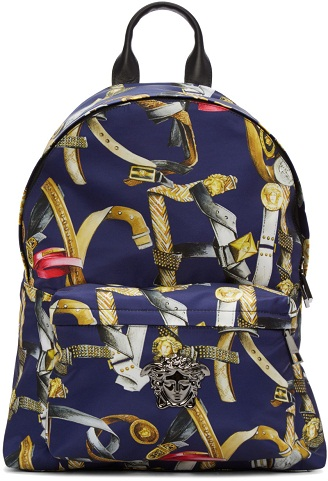 Versace Backpack for Men