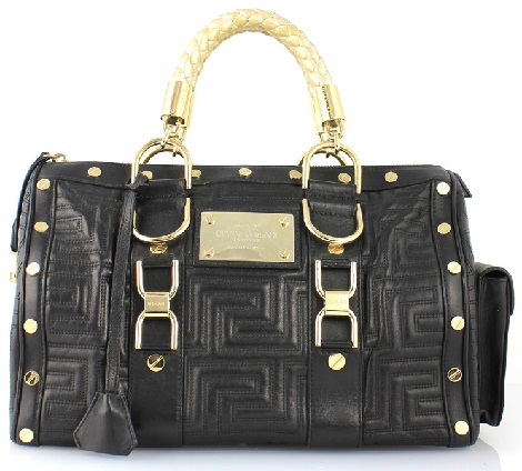 Versace Bowler Bag