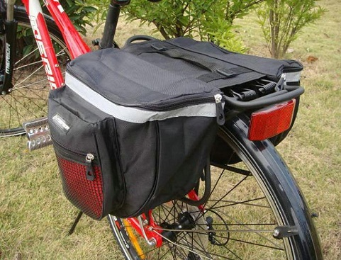 Waterproof Saddle Bags for Bikes