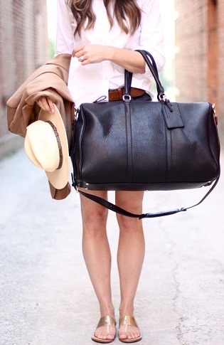 Weekend Travel Bag for Women -8
