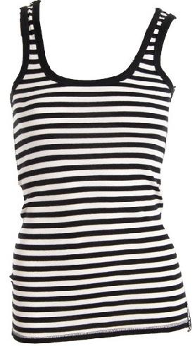 Zebra Strips Vest Design