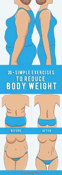 20 Simple Best Exercises To Lose Weight Fast Styles At Life