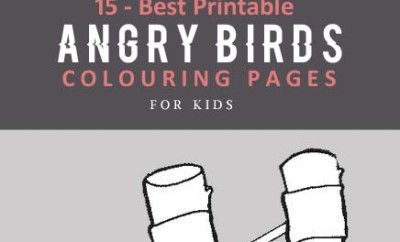 Colouring Pages Boy Girl : Best printable angry birds colouring pages for kids