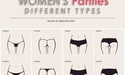 What is the best type of panties to wear?
