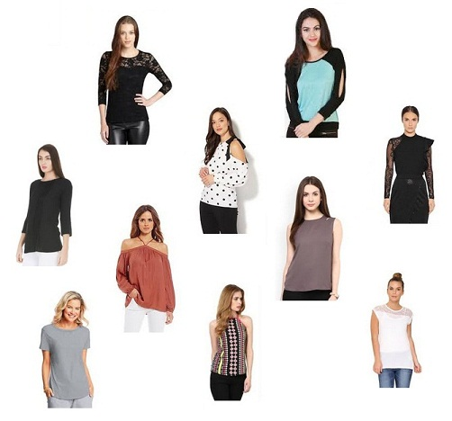 16e16f213 25 Different Types of Womens Tops on Trend In Fashion