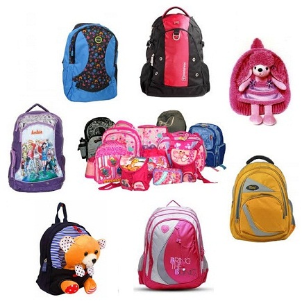 25 Latest Primary and Secondary School Bags Designs in India