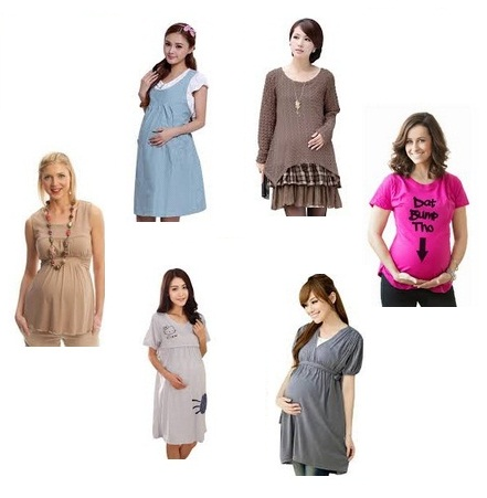 9 Stylish Designer Maternity Wear Dresses in India
