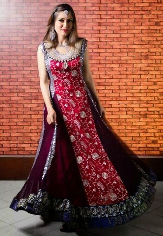 Anarkali Bridal Suit
