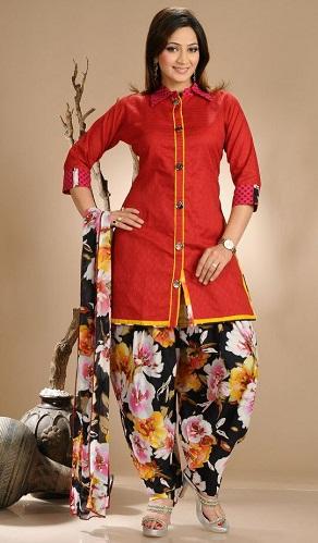 Asian Salwar Suit