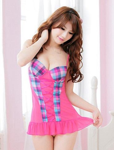 Baby Doll Short Nightwear