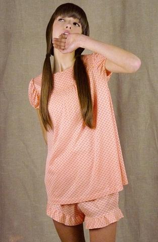 Baby Doll Vintage Pajamas
