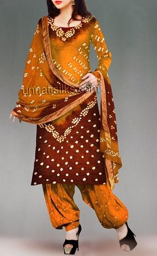 BandhaniSalwar Suit