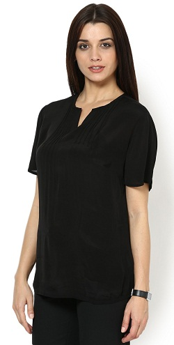Black Top for Ladies