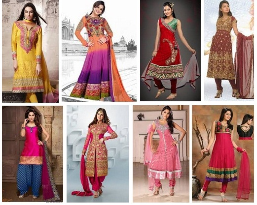 Bridal Salwar Suit Designs