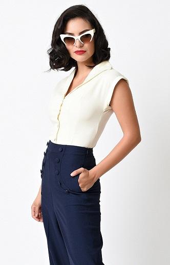 Cap Sleeve Short Blouse top for girls