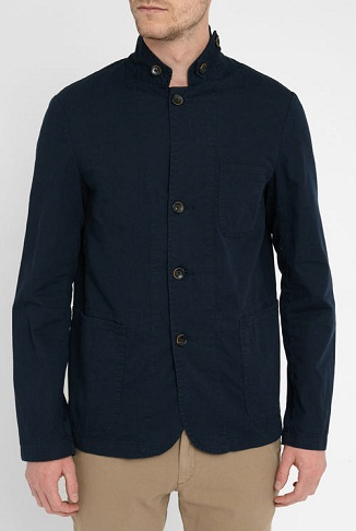 Closed Cotton Blazer