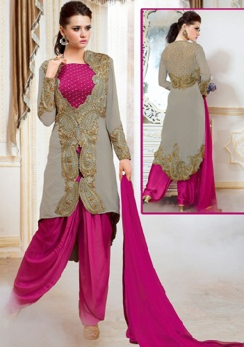 Coat Designed Salwar Kurta