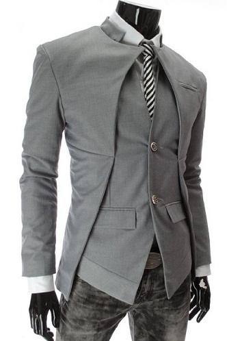 Collar fit blazer