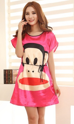Cute Designer Nighty