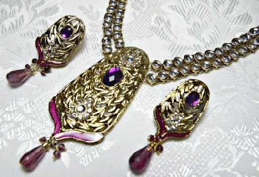 Deco art Necklace set -25